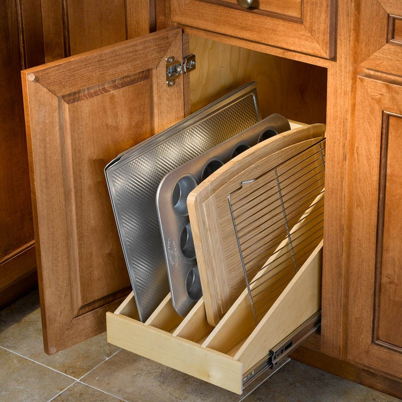 Roll Out Tray Kitchen Cabinets